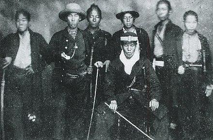 長州軍奇兵隊